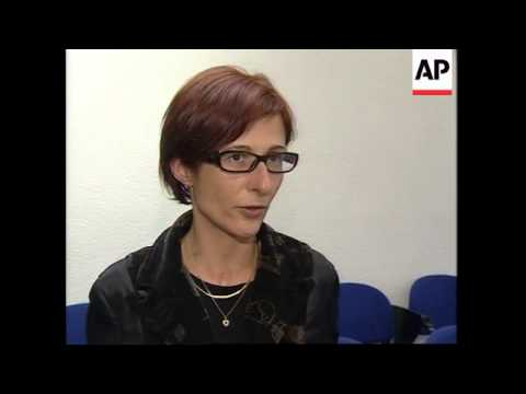 Interviews with Milosevic lawyer and Del Ponte spokeswoman