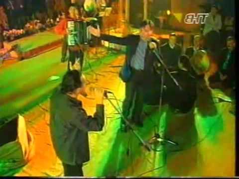 Halid Beslic i Zeljko Bebek - Da zna zora - (Live) - (Skenderija 2001)