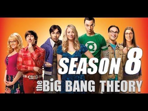 big bang theorie staffel 8