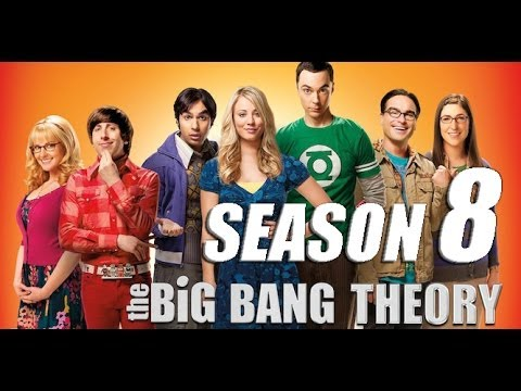 ✩✩✩ WATCH The Big Bang Theory Season 8 Episode 18 (The Leftover Thermalization) HD Online Full