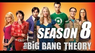 THE BIG BANG THEORY SEASON 8 - PROMO