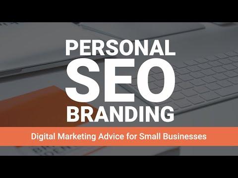 SEO Brand & Personal SEO Branding Strategy