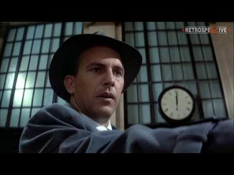 Kevin Costner As A Eliot Ness (From The Untouchables) (1987)