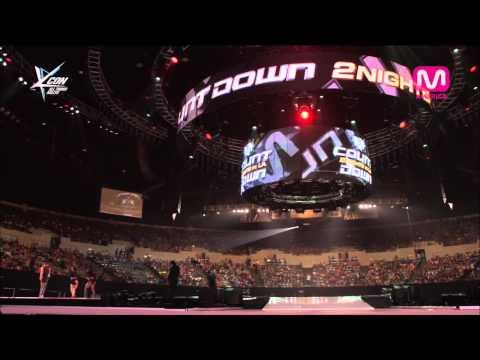 Jeremy Thurber - M! Countdown - Kcon Pre Show 2014