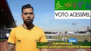 As Paralimpíadas Universitárias ocorrem em julho, na sede do Comitê Paralímpico Brasileiro, e o TRE-SP promove a campanha Voto Acessível com instalação ...