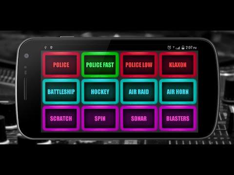 DJ Sound FX - Free Android App