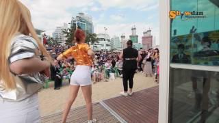 i luv it -psy 아이러빗 싸이 커버cover( feat.부산 싸이버거 쇼단장 ) 해운대 해변라디오