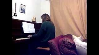 Flinders Street by Pam Wedgwood- piano cover
