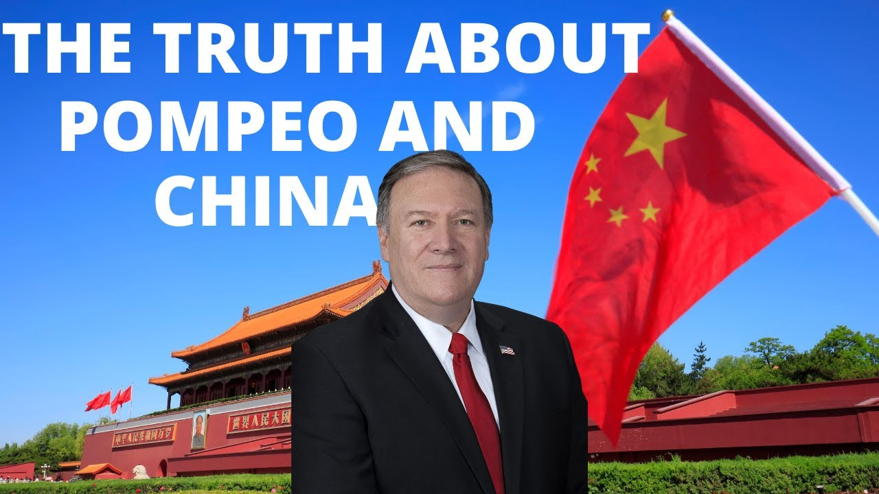 The Truth About Michael Pompeo and China