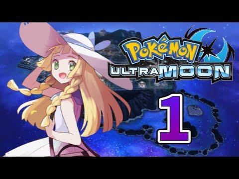 Zagrajmy w Pokémon Ultra Moon Part 1: Ponowne kłopoty w Aloli