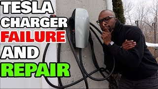 I broke my Tesla wall charger, don't break yours!