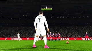 Free Kicks From PES 97 to 16