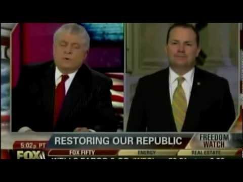 Senator Mike Lee with Judge  Napolitano- Constitution Special