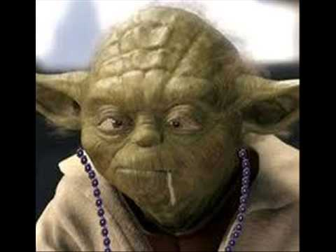 Funny facts about Yoda - YouTube