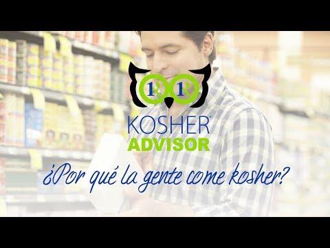 ¿POR QUE LA GENTE COME KOSHER?