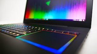 Razer Blade Pro Review (120 Hz IPS, 1060 GTX) - Best Gaming Laptop 2017?