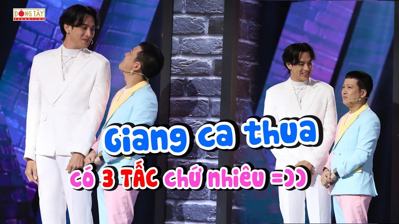 #13 Trường Giang tủi thân vì MỎI CỔ  khi đứng cạnh nam thần Thuận Nguyễn | Lạ Lắm À Nha Teaser