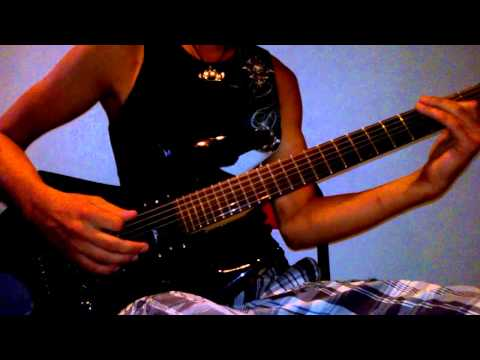 Five Finger Death Punch  - Death Before Dishonor Guitar Cover