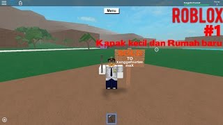 ROBLOX LUMBER TYCOON 2 #1 assi indonesiano piccole e NEW HOME!!