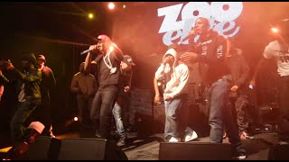 Sneakbo Ft Timbo, Sho Shallow, Cass - Do Ma Ting (Live In Hertfordshire)