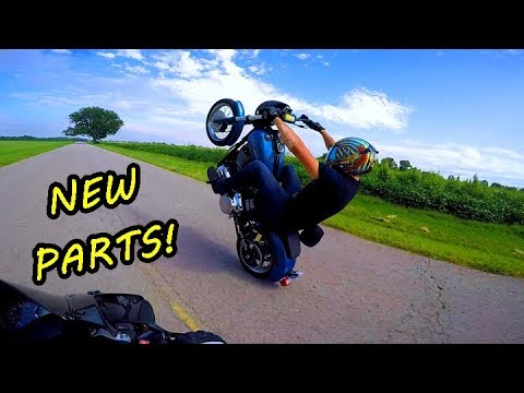 SADDLEMEN STEP UP SEAT = WHEELIES