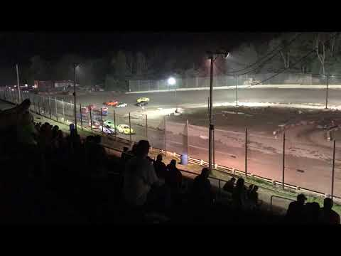 Hilltop Speedway - Ministock Feature - 8/2/19