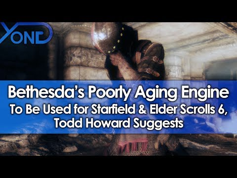 Bethesda's Poorly Aging Engine To Be Used for Starfield & Elder Scrolls 6, Todd Howard Suggests