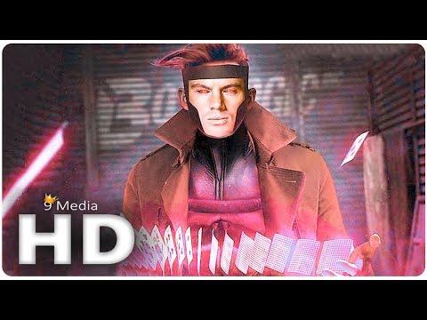 X-MEN: GAMBIT Movie (2019) New Marvel X-Men Mutant Sci-Fi Movie HD