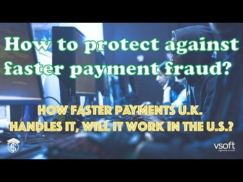 How can we protect against faster payment fraud?