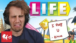 The Game of LIFE but with Real Student Debt | Hard Mode