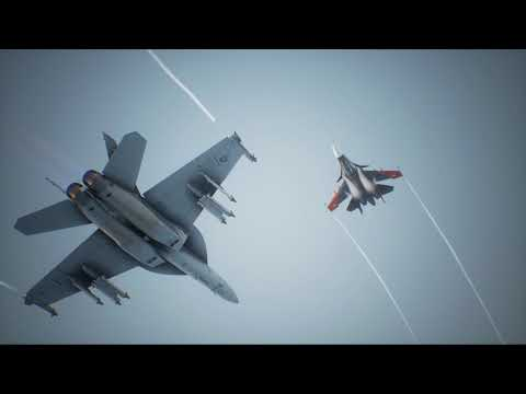 ACE COMBAT 7: SKIES UNKNOWN TGS Trailer | PS4, XB1, PC