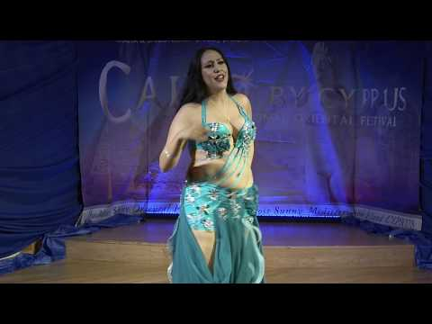 Lucy Alhaya Belly Dancer - 7th CBC Festival 2019 from YouTube · Duration:  5 minutes