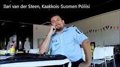 Meripäivätekijät: Ilari van der Steen, Kaakkois-Suomen poliisi