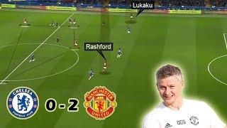 Solskjær's Best Performance as United Boss | Chelsea vs Man United 0-2 | Tactical Analysis