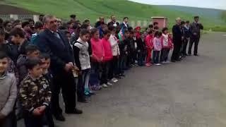 Yardımlı rayon Zövün kənd tam orta məktəbində 2 aprel tədbir keçirilib