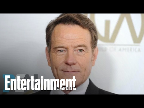 Bryan Cranston On The Power Rangers, The Reboot, Breaking Bad & More | PEN | Entertainment Weekly