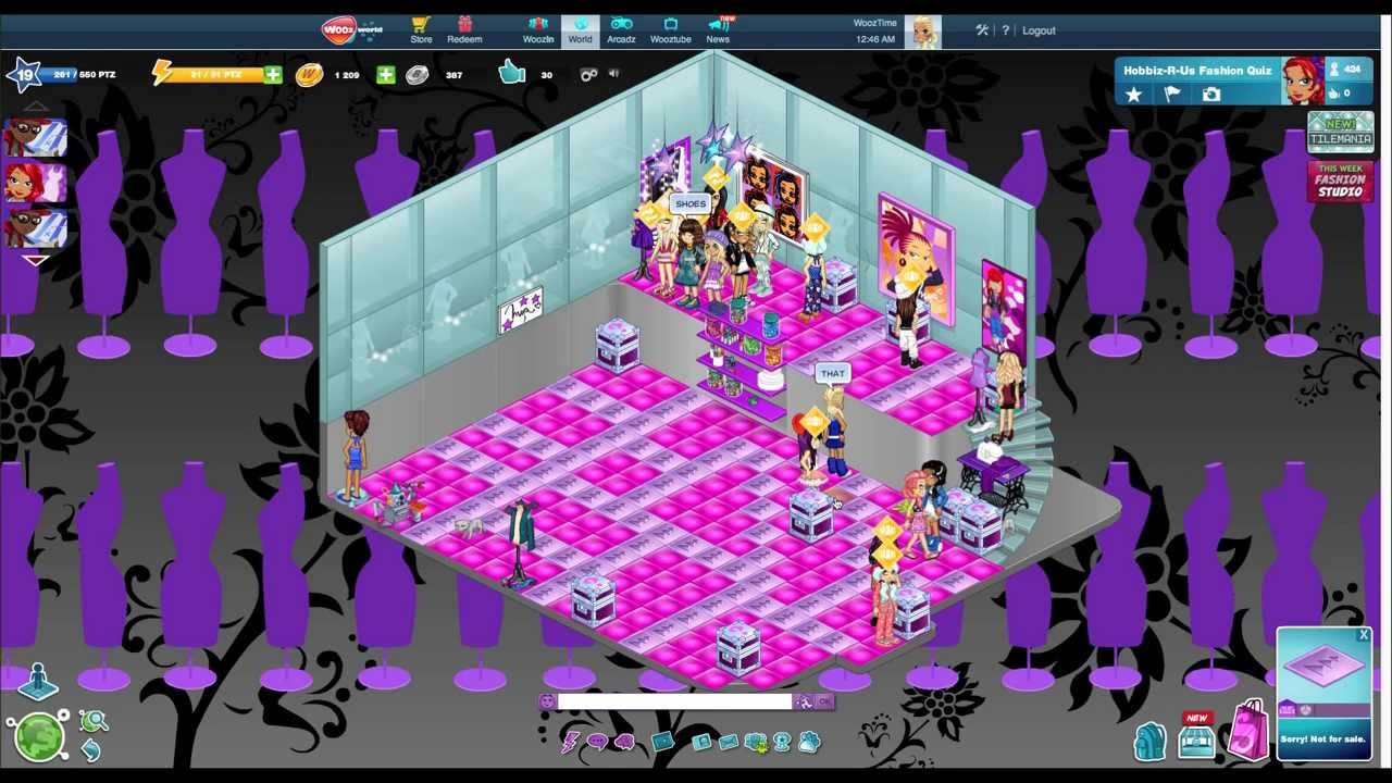 Fashion Woozworld Com