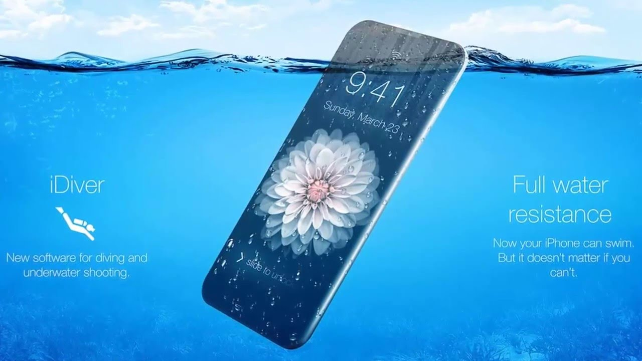 iPhone 7 Concept - YouTube