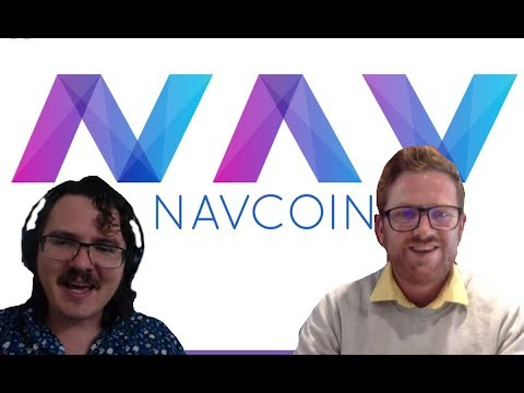 NAVcoin Chief Engineer Craig MacGregor Interview