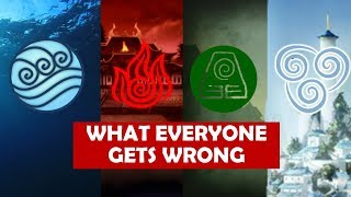 What everyone gets wrong about Avatar: Is fleshbending possible? [ ATLA l LOK ]