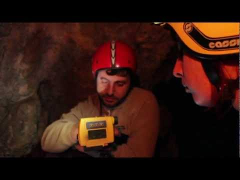 Pepeliankata Cave 3D Mapping with Trimble LacerAce1000