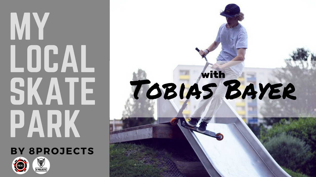 Tobias Bayer - My Local Skatepark