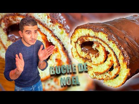 buche-de-noel-au-nutella-!-(-recette-du-monde-#11-)-#noel