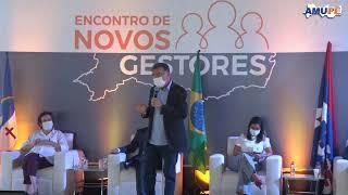 DIA 2 - ENCONTRO NOVOS GESTORES 2021-2024 - AMUPE