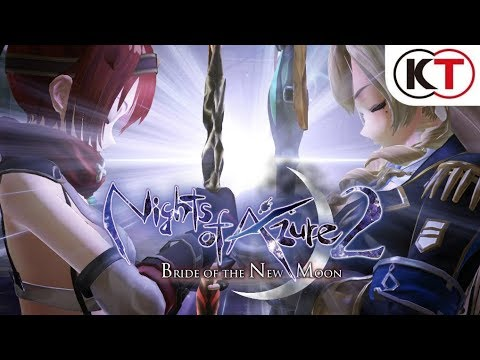 Download NIGHTS OF AZURE 2: BRIDE OF THE NEW MOON - CHARACTER TRAILER