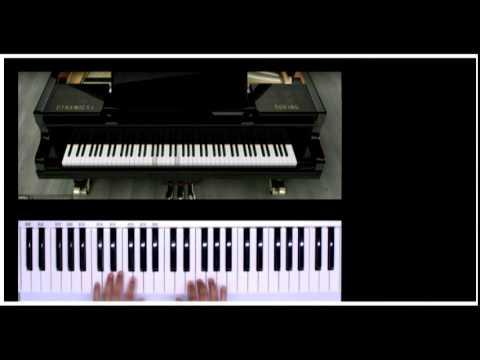 อยากได้ยินว่ารักกัน อัสนีย์ วสันต์ piano
