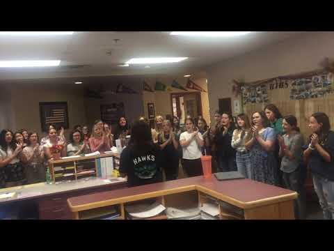 HJHS 8th Grade Girls Choir