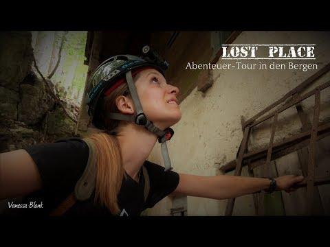Abenteuer - Entdeckungstour in der Bergklamm mit Lost Place - Vanessa Blank - 4K