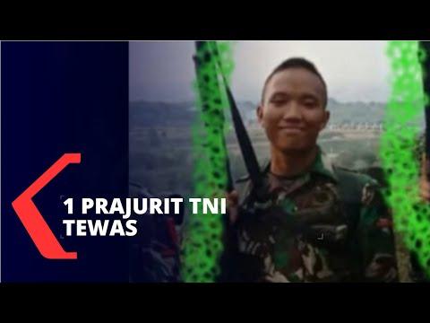 Terjadi Lagi Baku Tembak TNI dan KKB Papua, 1 Prajurit Tewas