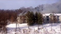 2/14/2014 Salem Commons apartment fire.